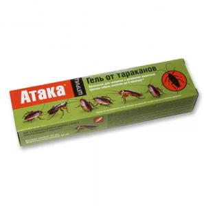 Гель от тараканов «Атака»