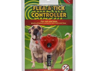 Ультразвуковой брелок FLEA & TICK CONTROLLER